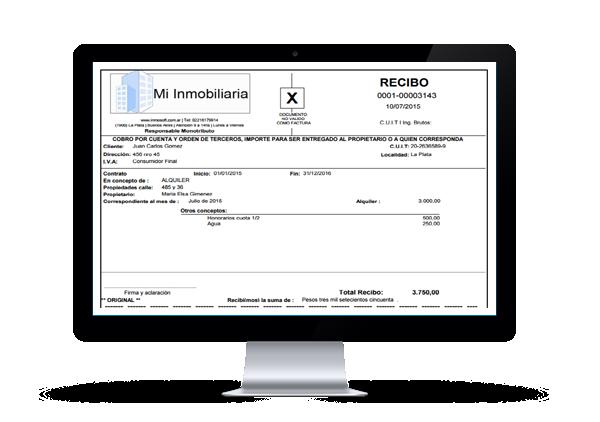 Inmosoft Software Para Inmobiliarias Administración De